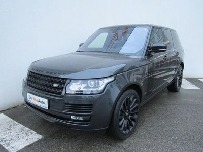 used Land Rover Range Rover 4,4 SDV8 Vogue