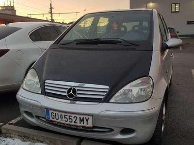 gebraucht Mercedes A140 -Edition Classic