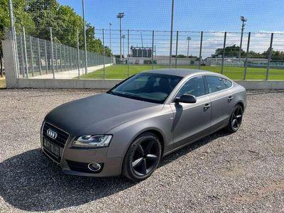 gebraucht Audi A5 Sportback 2,7 TDI DPF