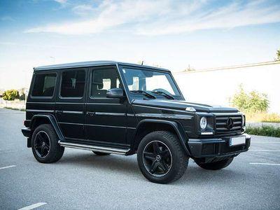gebraucht Mercedes G350 G-KlasseDesigno SUV / Geländewagen
