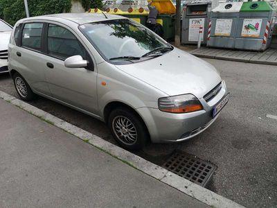 gebraucht Chevrolet Kalos Klein-/ Kompaktwagen