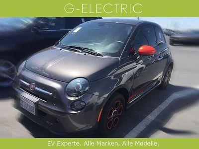 gebraucht Fiat 500e Elektro Sport, *ANGEBOTSPREIS* MwSt. ausweisbar, Leasing Klein-/ Kompaktwagen