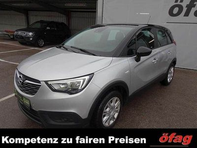 gebraucht Opel Crossland X 1,2 Turbo Direct Injection Edition St./St