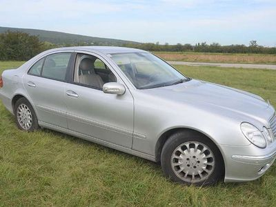 gebraucht Mercedes E270 E-KlasseCDI Limousine