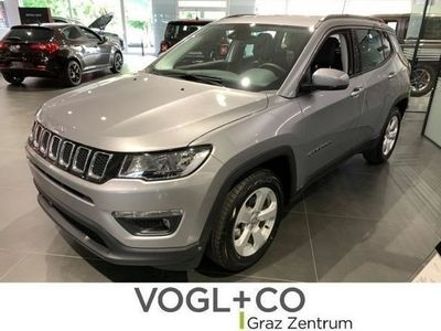 gebraucht Jeep Compass 1,4 Multiair Longitude FWD 6MT 140 E6D-TEMP