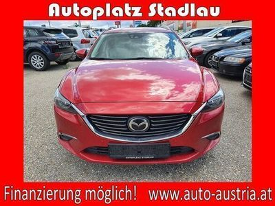 "gebraucht Mazda 6 6Sport Combi CD175 Revolution Top AWD""Le..."