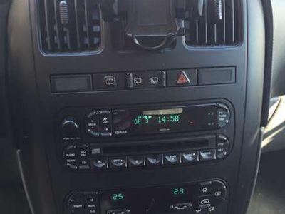 gebraucht Chrysler Grand Voyager VoyagerStow and Go Kombi / Family Van,