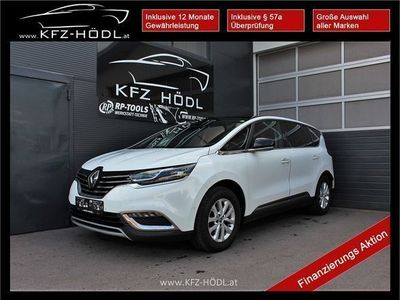 gebraucht Renault Espace Intens Energy dCi 160 EDC Kombi / Family Van,