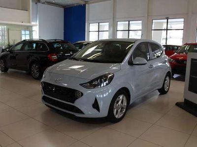 gebraucht Hyundai i10 STYLE PLUS KLIMAAUTOMATIK ALU TEMPOMAT RFK Andr...