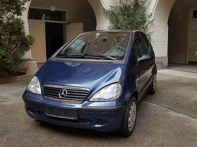 gebraucht Mercedes A170 CDI ELEGANCE ( 1 BESITZ )+PICKLER BIS 07,2021 Klein-/ Kompaktwagen