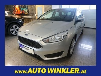 used Ford Focus Traveller 1,5TDCi Trend SYNC