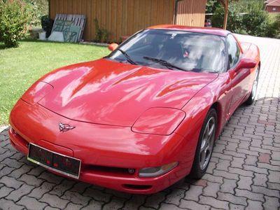 gebraucht Chevrolet Corvette Coupé (1 SB-Paket) Aut.