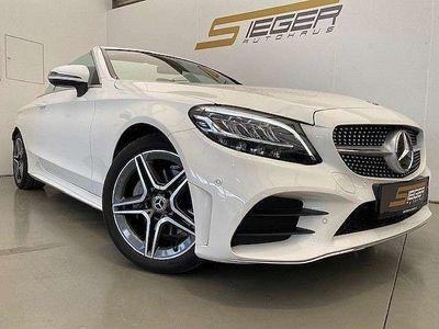 gebraucht Mercedes C200 Cabrio AMG Line