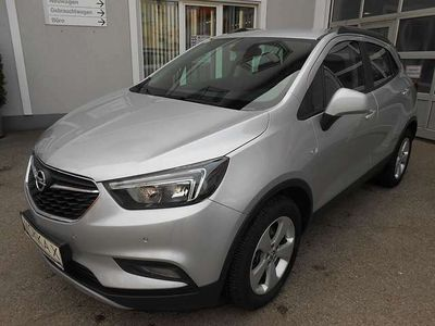 gebraucht Opel Mokka X 1,6 CDTI ecoflex Edition Start/Stop System