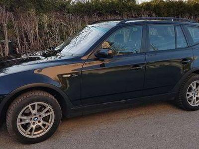 gebraucht BMW X3 2.0 l X-Drive SUV / Geländewagen