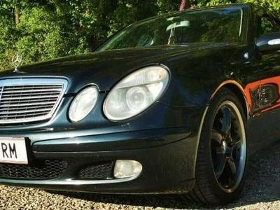 gebraucht Mercedes E320 Classic CDI Aut.