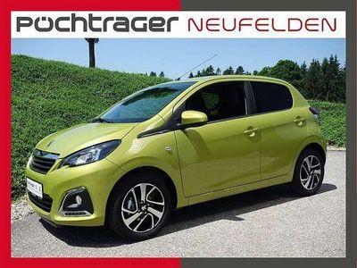 gebraucht Peugeot 108 1,0 VTi 72 Allure
