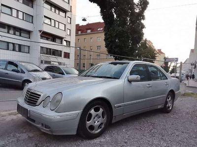 gebraucht Mercedes E320 CDI Avantgard Limousine