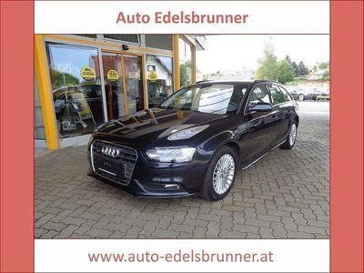 gebraucht Audi A4 Avant 2,0 TDI quattro Daylight**NAVI*PDC*XEN... Kombi / Family Van