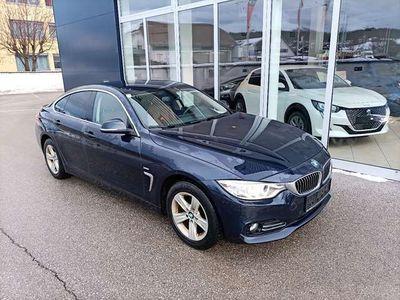 gebraucht BMW 420 Gran Coupé xDrive Luxury Line Aut. Diesel
