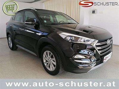 gebraucht Hyundai Tucson 1,6 T-GDI 4WD Style DCT SUV / Geländewagen