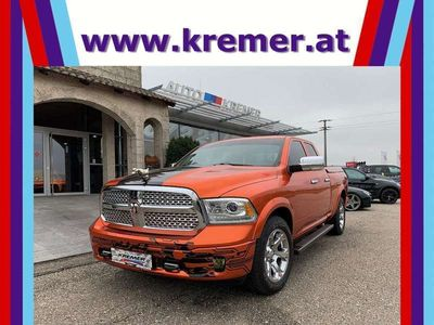 gebraucht Dodge Ram Laramie Quad Cab/LUFT/GLASDACH/AHK/KAMERA