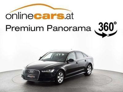 gebraucht Audi A6 2.0 TDI Aut. LUFTFEDERUNG NAVI LED AHK R-KAMERA
