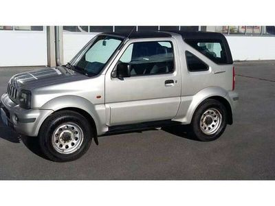 gebraucht Suzuki Jimny LX Cabrio