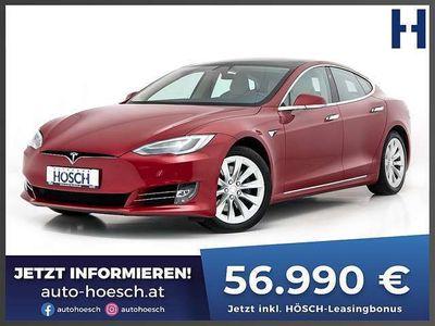 gebraucht Tesla Model S 75D AWD Aut. FACELIFT Limousine