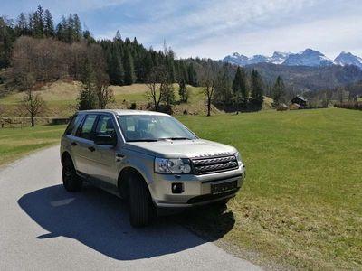 gebraucht Land Rover Freelander 2,2 eD4 S DPF SUV / Geländewagen