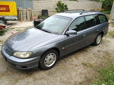 gebraucht Opel Omega Omega-B 2.2 DTI Kombi / Family Van
