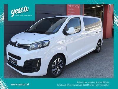 gebraucht Citroën Spacetourer Shine M BHDI150 6-Gang