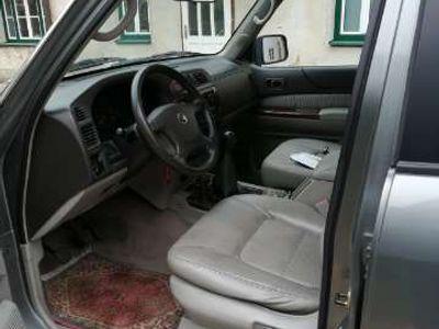 gebraucht Nissan Patrol GR Wagon 3,0 16V TD