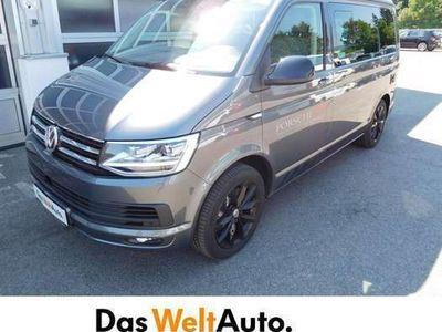 gebraucht VW California T6Ocean Edition TDI 4MOTION