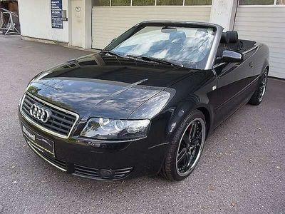 gebraucht Audi A4 Cabriolet 25 TDI