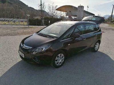 gebraucht Opel Zafira Ecotec Edition