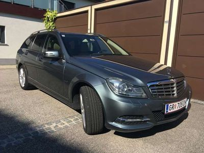 gebraucht Mercedes C350 T Elegance A-Edition BlueEfficiency Aut.