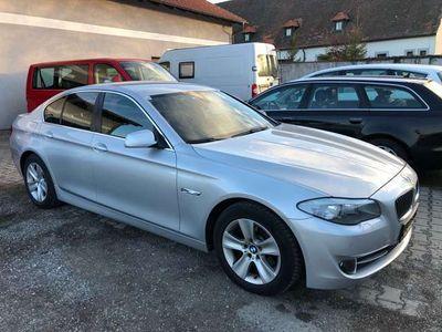gebraucht BMW 520 1 Besitz 5er-Reihe Diesel(F10) Österreich-Paket