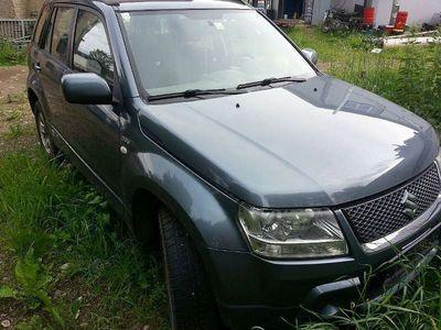 gebraucht Suzuki Grand Vitara Vitara1,9 DDiS deluxe SUV / Geländewagen,