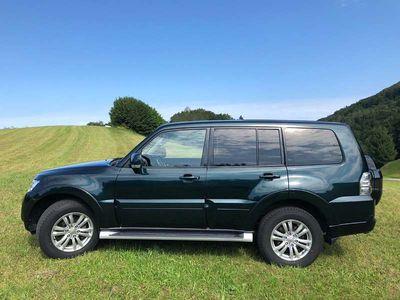 gebraucht Mitsubishi Pajero Wagon, DI-D 3,2, Comfort L SUV / Geländewagen,
