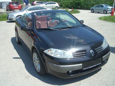 used Renault Mégane Cabriolet Authentique 1,9 dCi / Roadster,