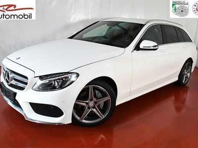 used Mercedes C220 d T AMG Line