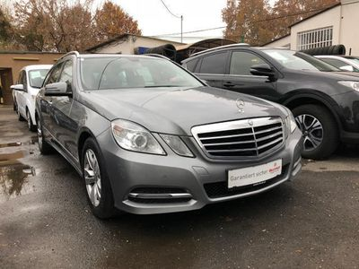 gebraucht Mercedes E300 Avantgarde A-Edition Plus BlueTEC Hybrid Aut.