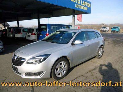 gebraucht Opel Insignia ST 1,6 CDTI Ecotec Sport Start/Stop System Kombi / Family Van