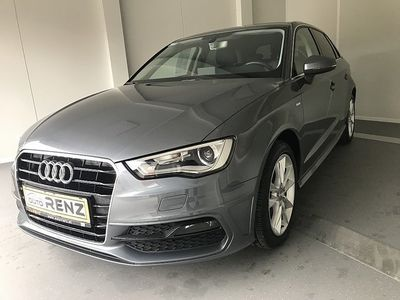 gebraucht Audi A3 Sportback 1,4 TFSI COD ultra intense