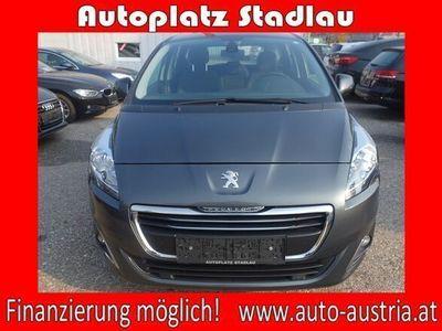 gebraucht Peugeot 5008 1,6 BlueHDi 120 S&S Active *FINANZIERUNG MÖGLICH!