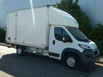 gebraucht Peugeot Boxer HDI150 Möbelkoffer mit LBW - 2.300 hoch Transporter / Kastenwagen