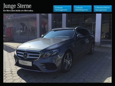 gebraucht Mercedes E220 E-KlasseT Austria Edition 4MATIC Aut. Kombi / Family Van,