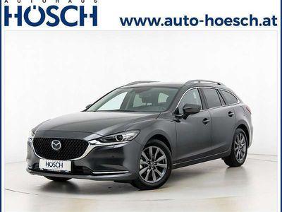 gebraucht Mazda 6 Kombi Skyactiv G 165 Exclusive Line Aut ... Kombi / Family Van