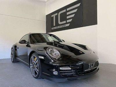 gebraucht Porsche 911 Turbo II Coupé PDK, PCCB, Vollleder, PCM3, Voll!!